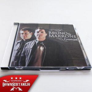 cd mp3 bruno e marrone essencial
