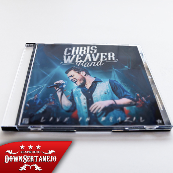 Baixar CD Chris Weaver Band – Live In Brazil (2017)