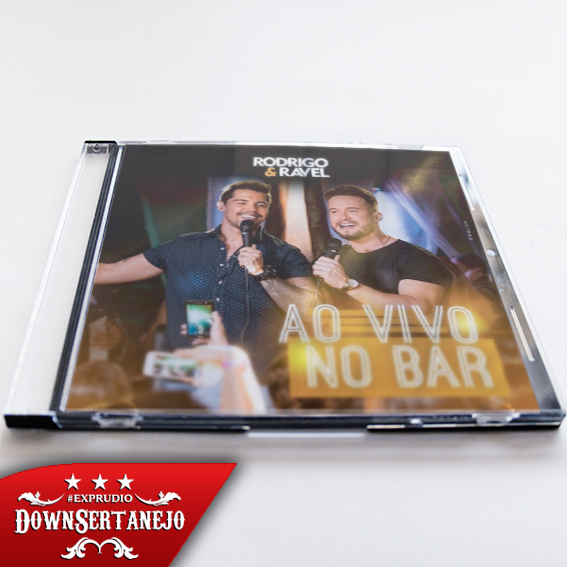 Baixar CD Rodrigo e Ravel – Ao Vivo no Bar (2017)
