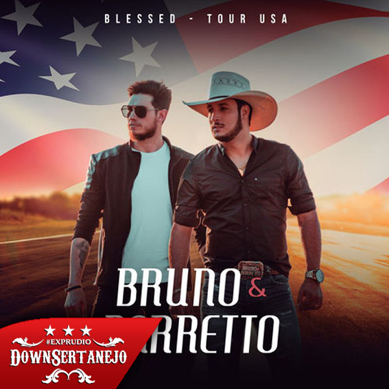 Baixar CD Bruno e Barretto – Blessed (2018)