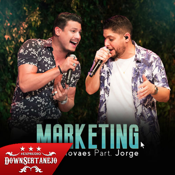 Baixar Israel Novaes Part. Jorge – Marketing (2018)