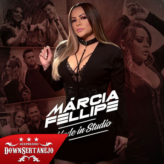 Baixar CD Marcia Fellipe – Made In Studio (2019)